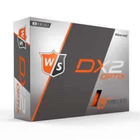 Wilson DX2 Soft Orange