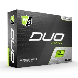 Wilson DUO Optix Green