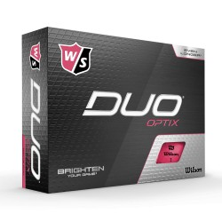 Wilson DUO Optix Pink