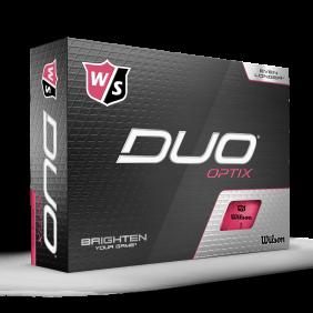 Wilson DUO Optix Pink