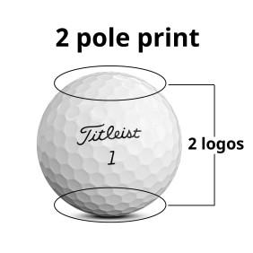 2 Pole Print
