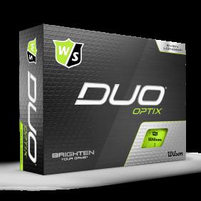 Wilson DUO Optix Green