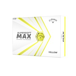 Callaway SuperSoft Max Yellow