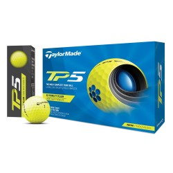 TaylorMade TP5 Yellow