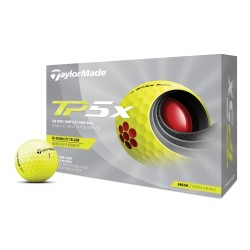 TaylorMade TP5x Yellow
